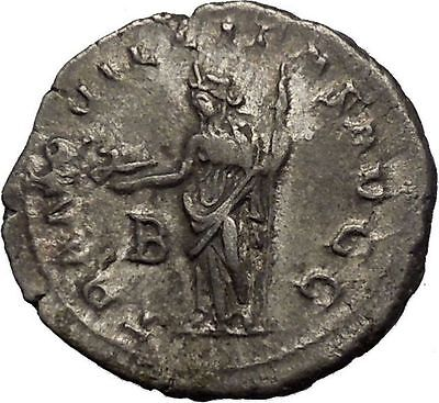 Philip I 'the Arab' RARE Silver Ancient Coin Security, calmness, peace i52136