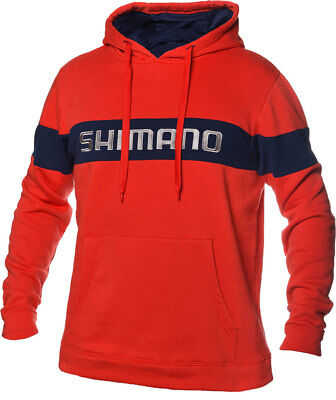 Shimano Escudo Pull Over Hoodies