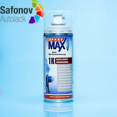 SprayMax 1K Rapid-Epoxy-Grundierung Grau 400 ml 680299