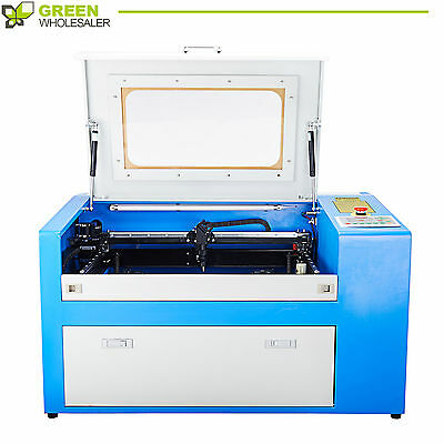 New 50W USB Laser Engraving Cutting Machine Laser Engraver Cutter High Precision