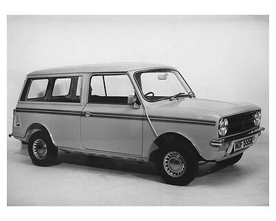 1977 Leyland Mini Clubman Estate Automobile Factory Photo ch8605
