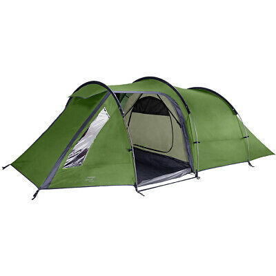 Vango Omega 350 With Tbs Ii - Cactus - 3 Person Tent (Vte-Om350-M) Camping