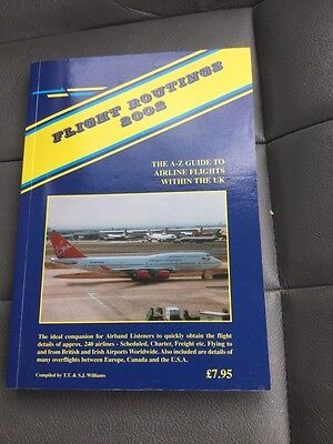 Aviation Book Flight Routings 2002