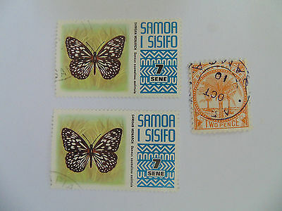 L456 - Collection Of Samoa Stamps