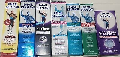 Email Diamant Toothpaste. Worldwide shipping. Foumula Rouge (original)