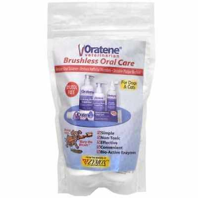 Oratene Veterinarian Brushless Oral Care Starter Kit