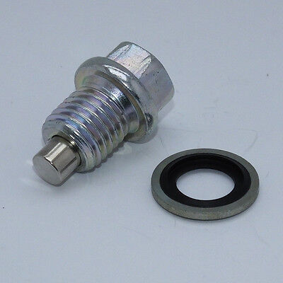 Magnetic Drain Plug PSR0205-4 M14 x 1.50 14mm x 1.50 M14-1.50 Oil Sump