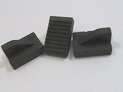 """3 each 13562 Replacement Heel Jaw Jaws For Williams 10"""" Pipe Wrench"""