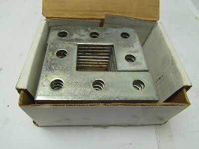 Unistrut P1380A EG 4-Hole L-Fitting Lot of 20