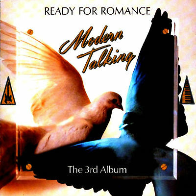 LP - Modern Talking - Ready For Romance (The 3rd Album) NUEVO - NEW, STOCK STORE