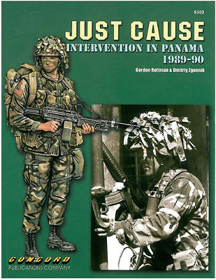 CONCORD 6503: INTERVENTION in PANAMA 1989-1990*********