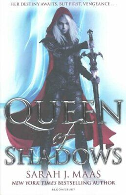 Queen of Shadows by Sarah J. Maas (Paperback, 2015)