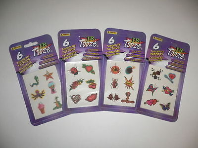 Box of 24 x 6 Temporary Tattoos Party Favors/Loot Bags