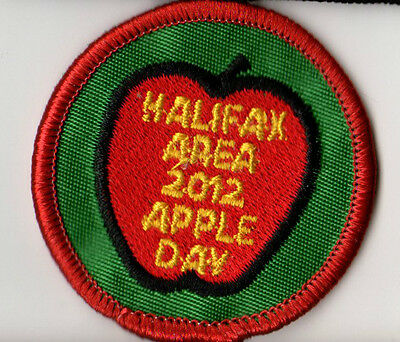 Halifax Area Apple Day 2012 Scouts Canada