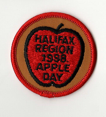 Halifax Area Apple Day  Scouts Canada 1998