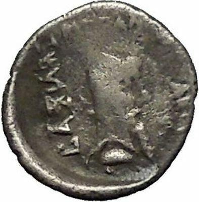 MITHRADATES I and Brother Bagasis RARE 148BC Parthia Kingdom Greek Coin i52260