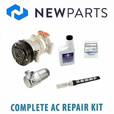 For Chevrolet Oldsmobile GMC AC A//C Repair Kit w// New Compressor /& Clutch