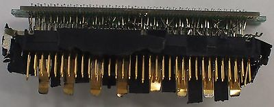 LOT OF 60 PCMCIA WITH 100 PCB  fingers & 13600 PINS FOR GOLD RECOVERY/SCRAP