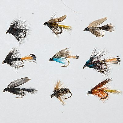 Invicta Wet Trout Flies Silver /& Pearly 12 Standard Size 10//12 Fly Fishing