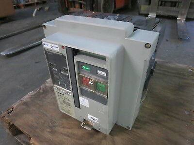 Eaton MDS620 2000A LSIG Magnum DS Breaker Draw-Out E/O MDS6203WEA Cutler-Hammer