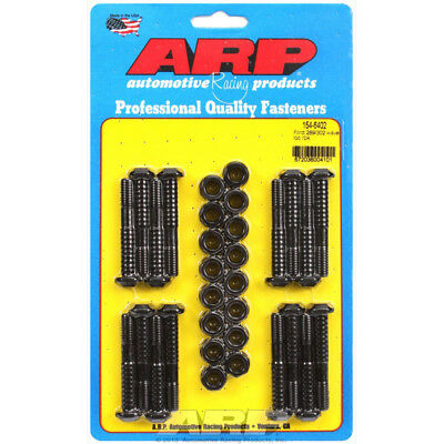 ARP Connecting Rod Bolt Set 154-6402; Performance Wave-Loc Chromoly for Ford