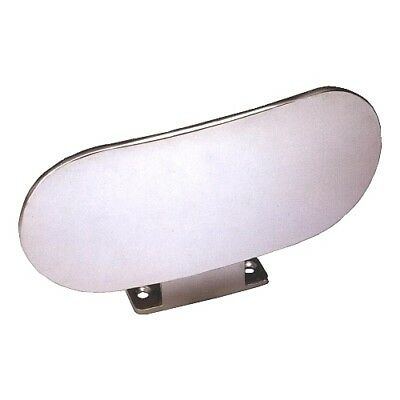 ANSCO BOAT SKI MIRROR - 180MM x 83MM (MS-13055) - BOATING FISHING