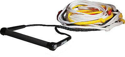 JOBE SPORT SERIES SHORT V 75ft SKI WAKEBOARD KNEEBOARD ROPE