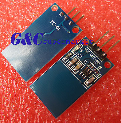 5PCS TTP223B Digital Touch Sensor capacitive touch switch module for Arduino M62