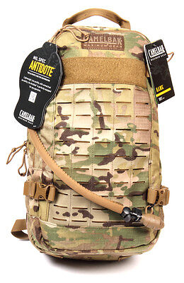 Camelbak H.A.W.G. 62597 100oz/3L Hydration Backpack w/Mil Spec Antidote MultiCam