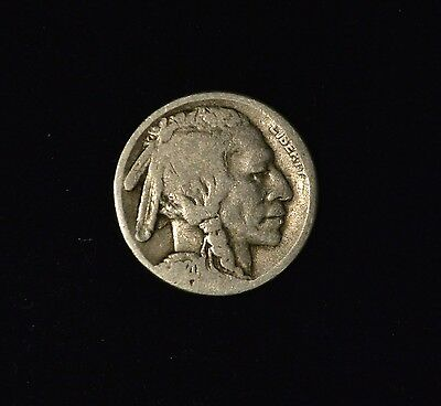 1920-S Buffalo Nickel 5C Cent United States Coin