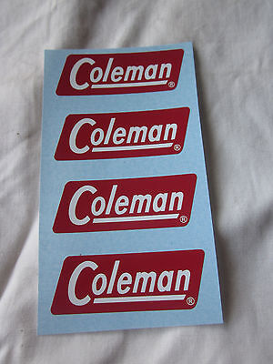 Coleman Lantern Part. Labels For Your Green Lanterns From 1954 To 1960.