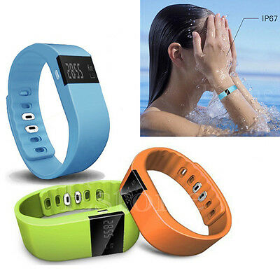 Hot Smart Pedometer Watch Step Walking Distance Calorie Counter Activity Tracker