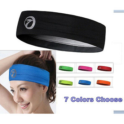 Topwise Running Sweat Band Sports Sweatband Headband Yoga Gym Fitness Exercise