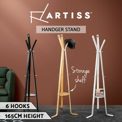 Artiss Clothes Rack Coat Stand Hanger Garment Organiser Display Airer