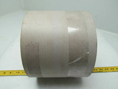 "3 Ply White Smooth Top Conveyor Belt 40Ft X 7-1/2"" 0.115"" Thick"