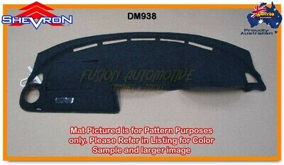 Black Dashmat for MAZDA RX8 6/2003-12/2008 Dash Mat DM938
