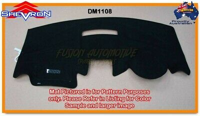 Grey Dashmat for FORD Fiesta WS-WT-WZ 1/2009 on Dash Mat DM1108