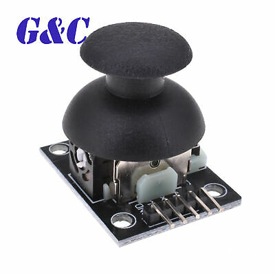 2PCS JoyStick Breakout Module Shield PS2 Joystick Game Controller Arduino M13