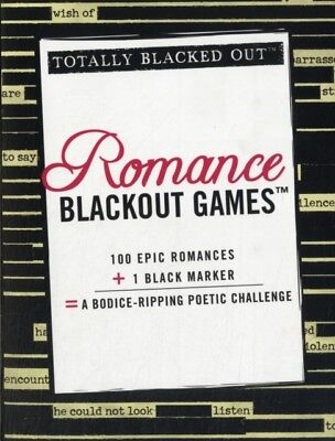 Romance Blackout Games (Totally Blacked Out) (Paperback), Adams M...