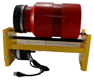 40 lb Capacity Heavy Duty Rock Tumbler Lapidary Rock Polishing