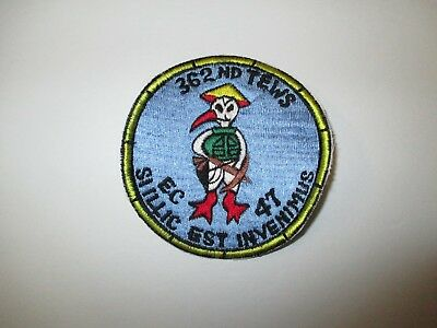 b6235 US Air Force Vietnam 362nd Tactical Electronic Warfare Squadron EC47 IR23D
