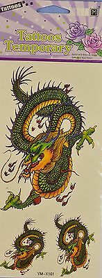 Temporary Tattoos - Dragon