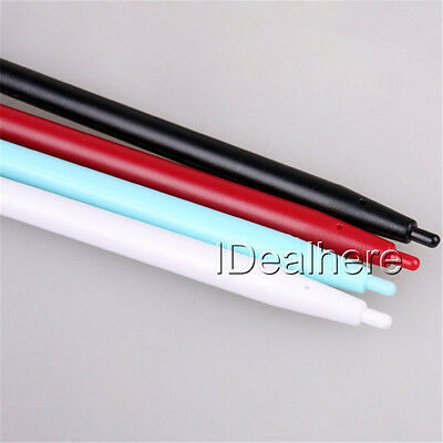 4pcs Stylus Touch Screen Pen Randomly 10cm LCD Pen for Nintendo Wii U Gamepad