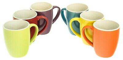 Ceramic 300ml Coffee Tea Cup Mug Mugs in Choice of Deals