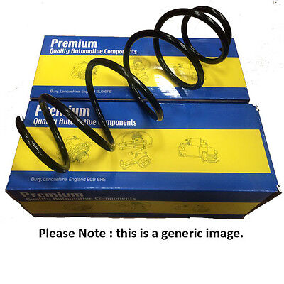 To Clear New Top Quality Premium Rear Suspension Coil Spring Pcs27104