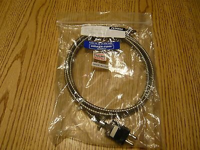 Omega WTJ-HD-72-OSTW-M Bolt-On Washer Thermocouple Cable