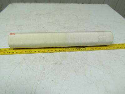 "2 Ply White Smooth Top Nylon Backed Conveyor Belt 5Ft X 24-1/8"" 0.090"" Thick"