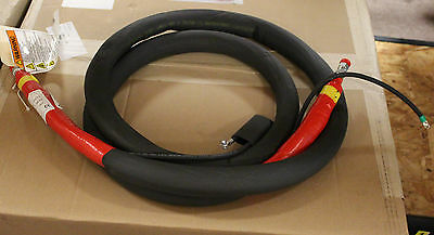 "PMC Whip - 3500 PSI  1/4""x10' - ""A"" Side Heated Whip Hose Replacement"