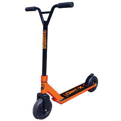 Adrenalin Dirt-X Off Road Adult Push Scooter - Orange