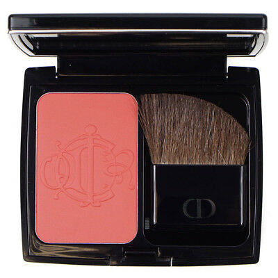 Dior Diorblush Vibrant Coral Red Face Powder Blusher 873 Cherry Glory